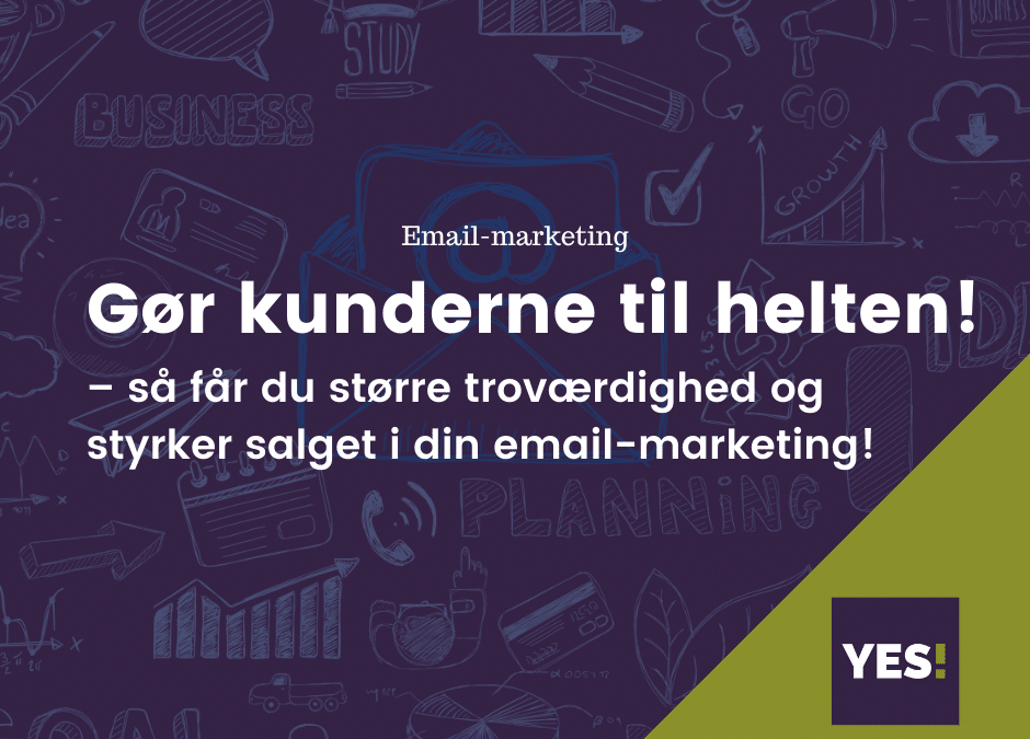 Styrk salget i din email-marketing
