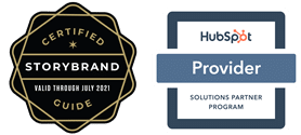 StoryBrand og HubSpot er et genialt mix til din online marketing
