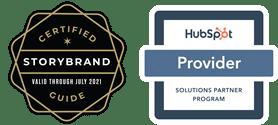 StoryBrand og HubSpot er et genialt mix til din online marketing