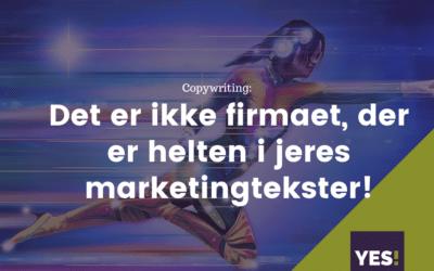 Helten i marketingtekster